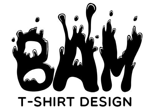 Logo und T-Shirt Design für BÄM T-Shirt Design